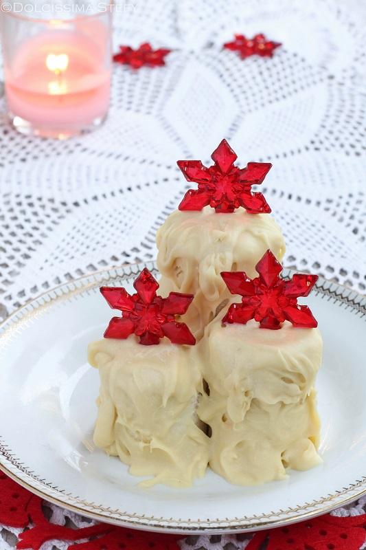 Dolci Candele Di Natale.Candele Dolci Di Natale Senza Cottura Le Ricette Di