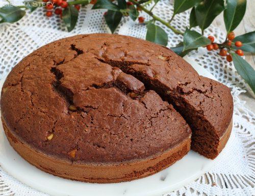 Torta Cioccolato e Arancia candita