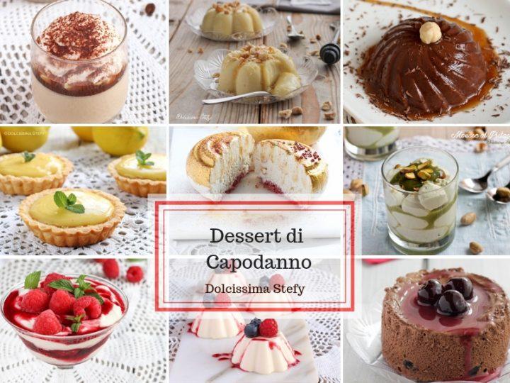 Dessert di Capodanno