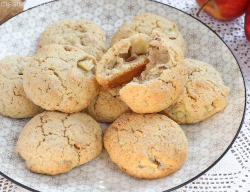Biscotti Mele e Noci