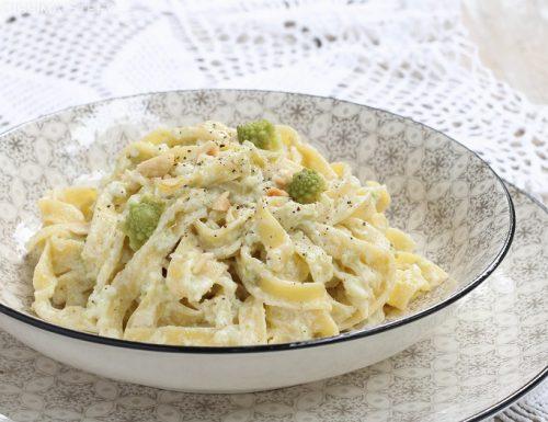 Pasta con Broccolo, Ricotta e Nocciole