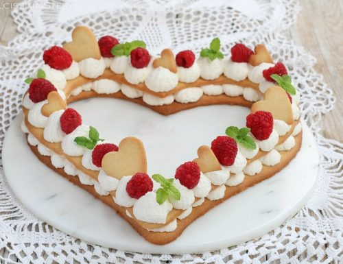 Cream Tart di San Valentino