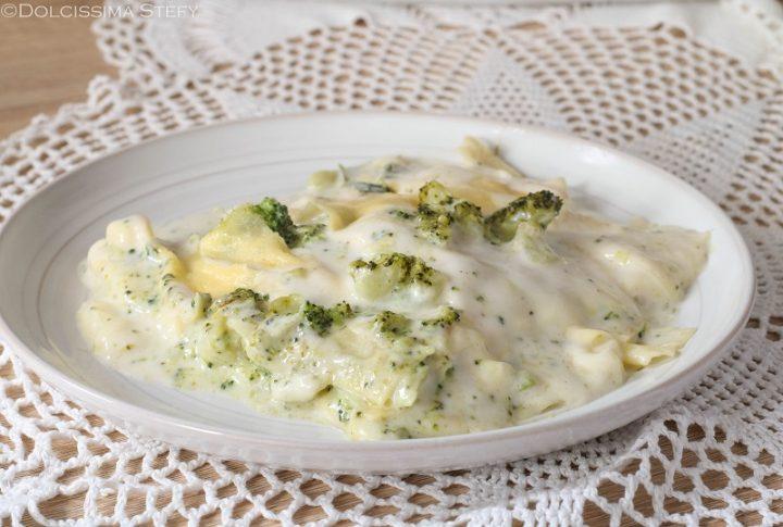 Lasagne ai Broccoli e Provola