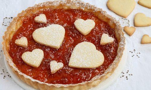 Crostata di San Valentino