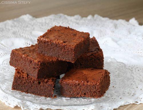 Brownies Arancia e Cioccolato