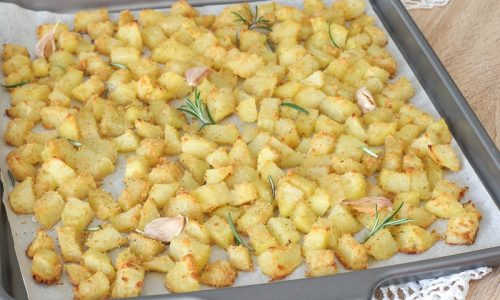 Patate sabbiose al forno