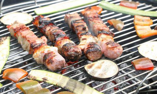 Spiedini di Carne al barbecue