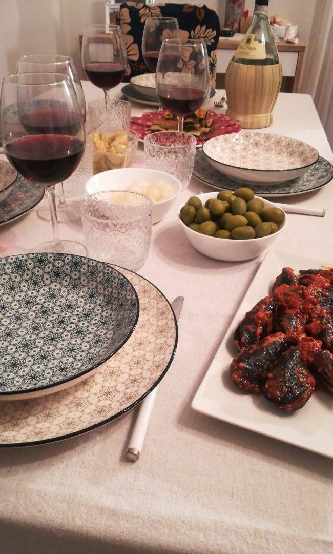 Social Dinner a casa mia