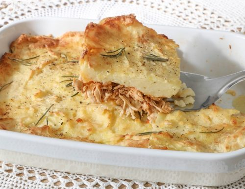 Pasticcio di Pollo e Patate