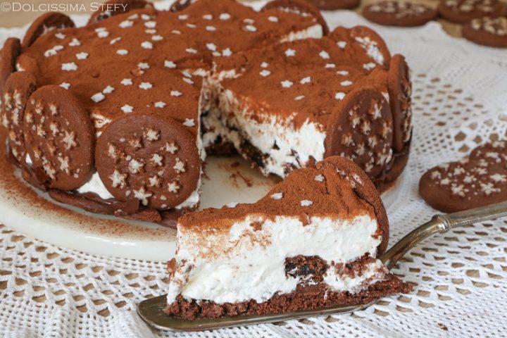 Torta fredda Pan di Stelle