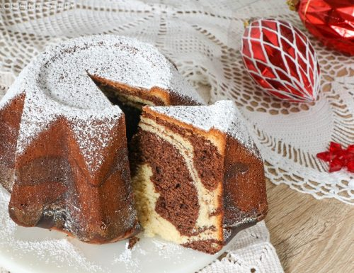 Torta Pandoro bigusto
