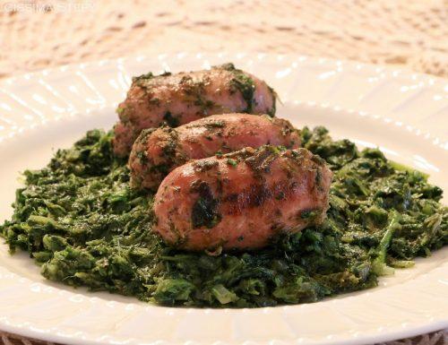 Salsiccia e Rapini