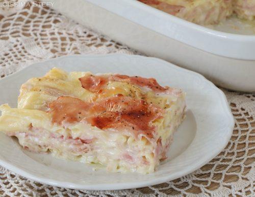 Lasagne Cotto e Provola