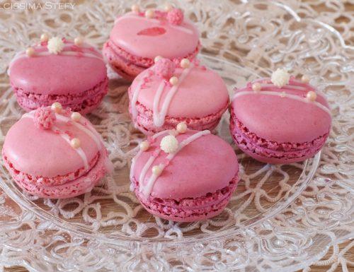 Macarons di San Valentino