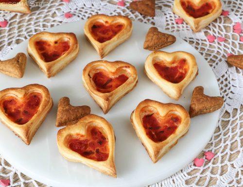 Cuori di Sfoglia per San Valentino