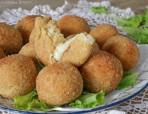 Crocchette di Patate e Formaggio
