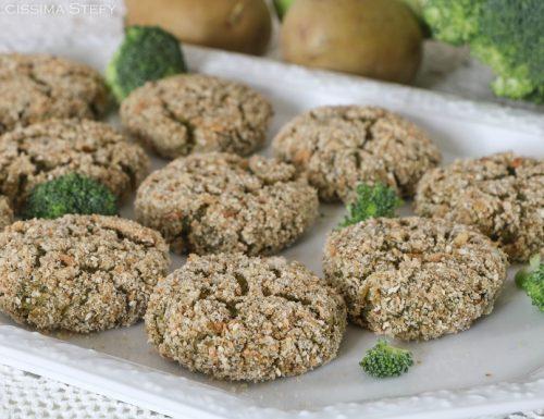 Crocchette di Broccoli e Patate