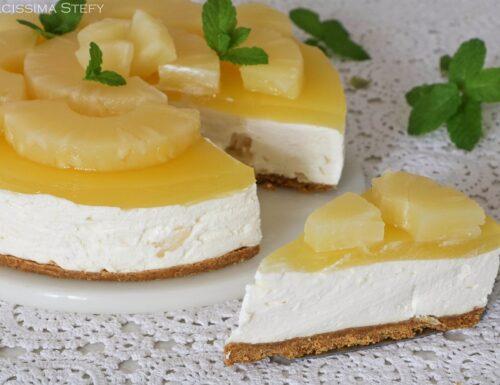 Ananas Cheesecake