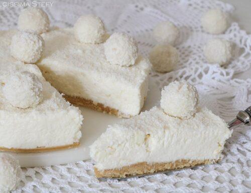 Raffaello Cheesecake