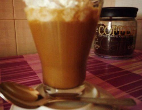 Caffè neve di cocco