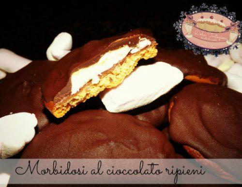 Morbidosi al cioccolato ripieni