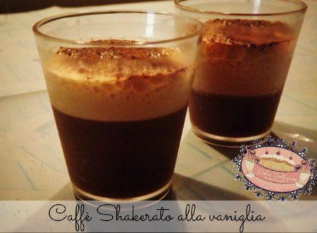 Caffè Shakerato alla vaniglia