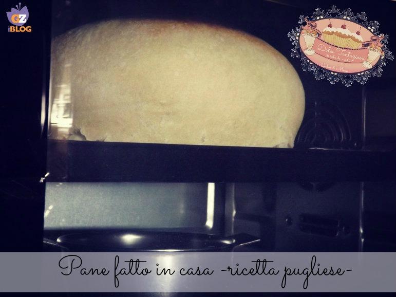 impasto per il pane
