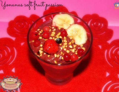 Yonanas soft fruit passion