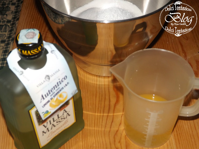 ciambelle limoncino