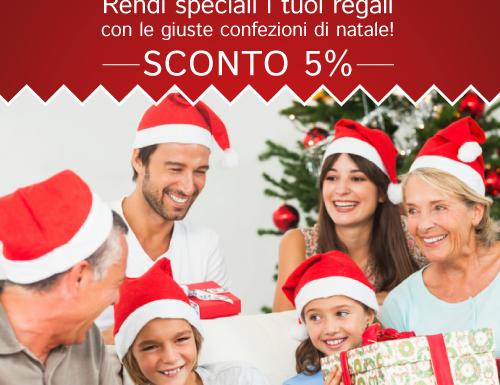 Tutte le confezioni di Natale su Semprepronte.it