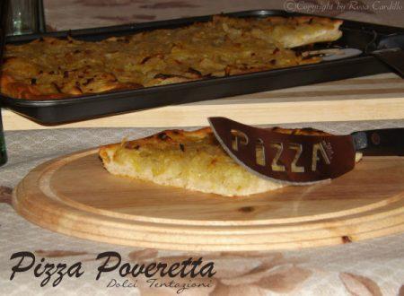 Pizza Poveretta