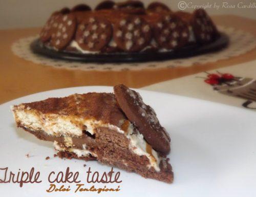 Trible cake taste