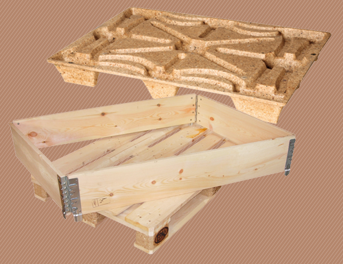 Pallets in legno su Semprepronte.it