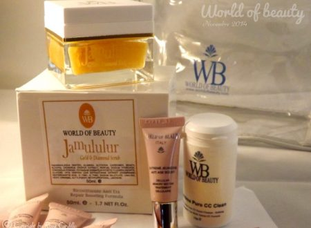 Facial Kit Gold – World of beauty