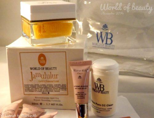 Facial Kit Gold – World of beauty