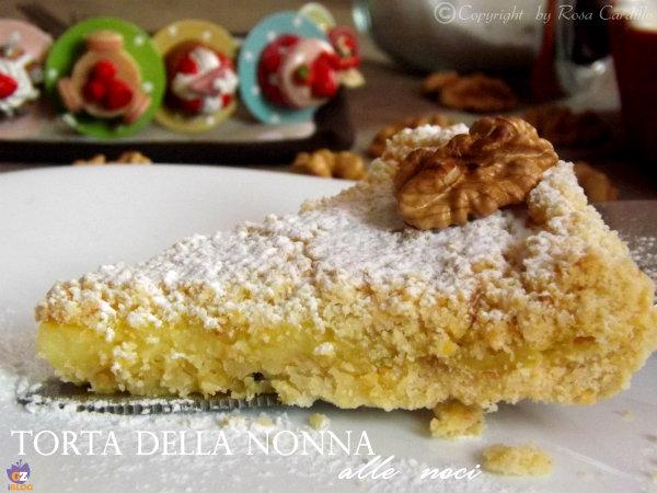 torta della nonna.blog