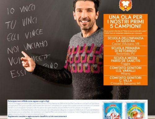 """""""Vota la tua scuola del cuore"""" Sant'Anna"""