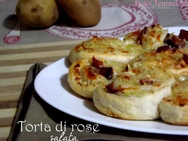 torta di rose salata.blog