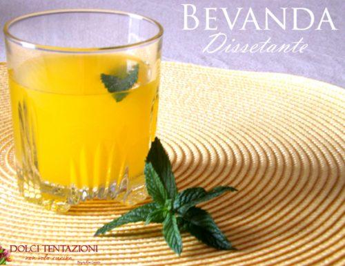 Bevanda Dissetante