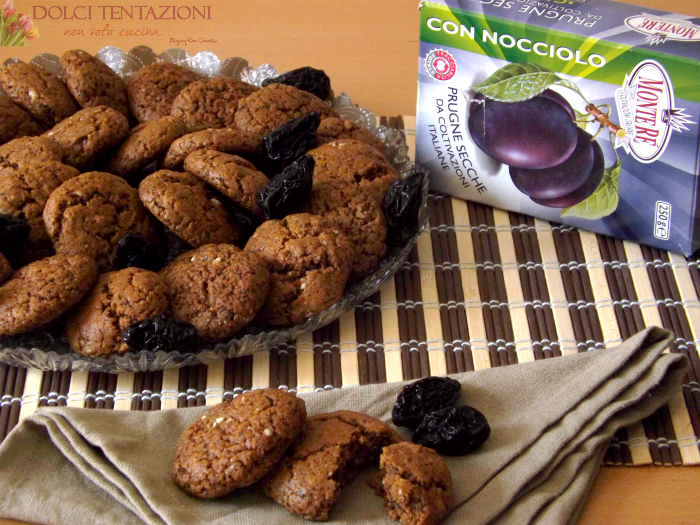 cookies morbidi alle prugne.articolo