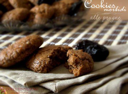Cookies morbidi – alle prugne