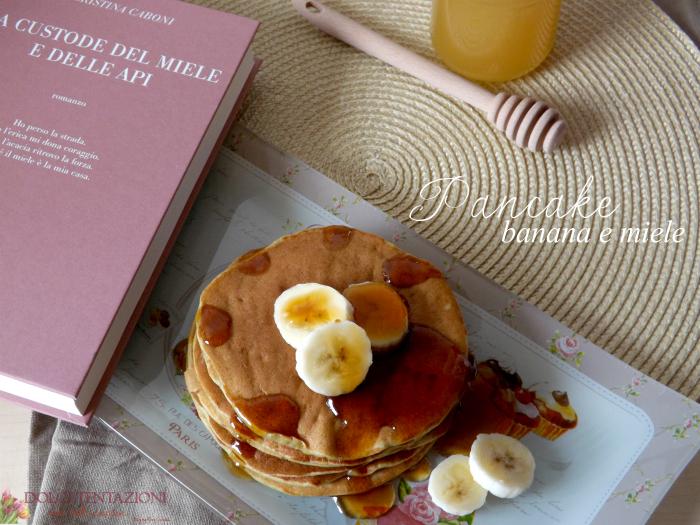 pancake banana e miele.libro cristina caboni article