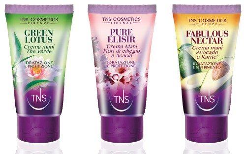 Hand cream by TNS