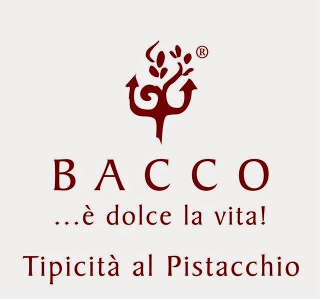 logo bacco pistacchio bronte