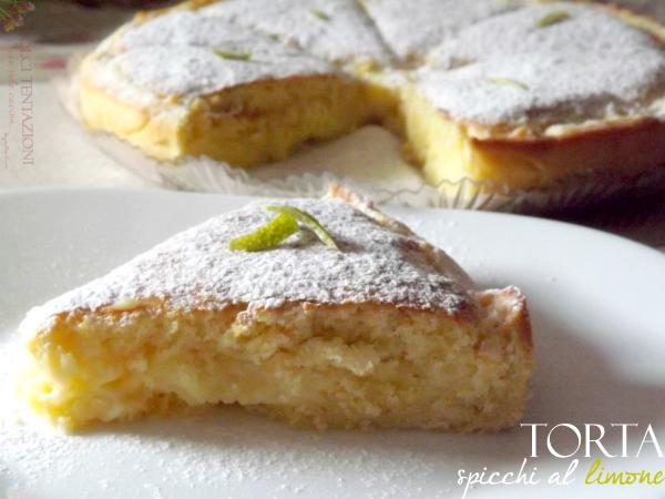torta spicchi al limone.blog