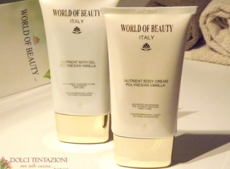 La mia box invernale di World of beauty