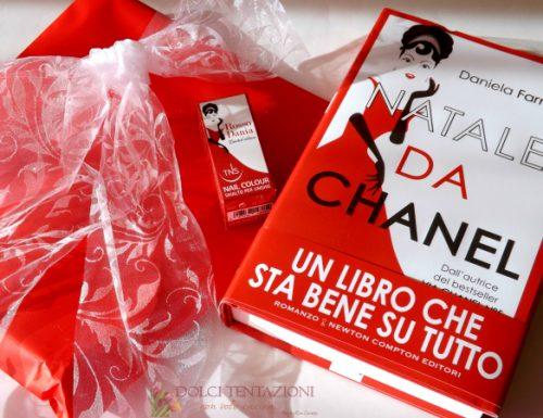 Book Review-Natale da Chanel in collaborazione con TNS cosmetics