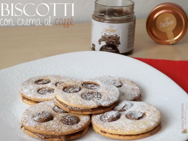 biscotti con crema al caffè.blog