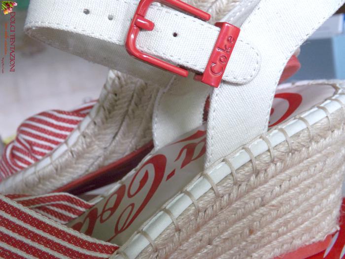 coca cola shoes.donna dettagli