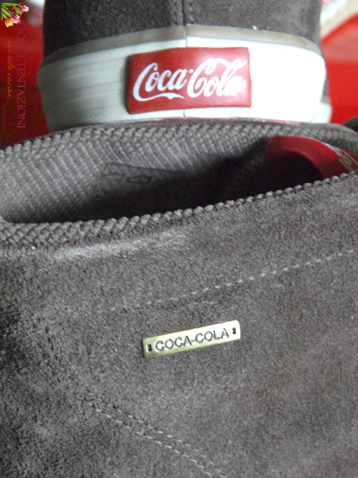 coca cola shoes.uomo dettagli
